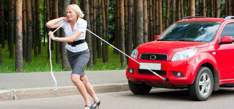 Zasady holowania pojazdów